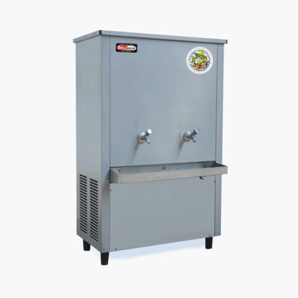 steel water cooler 120 ltr