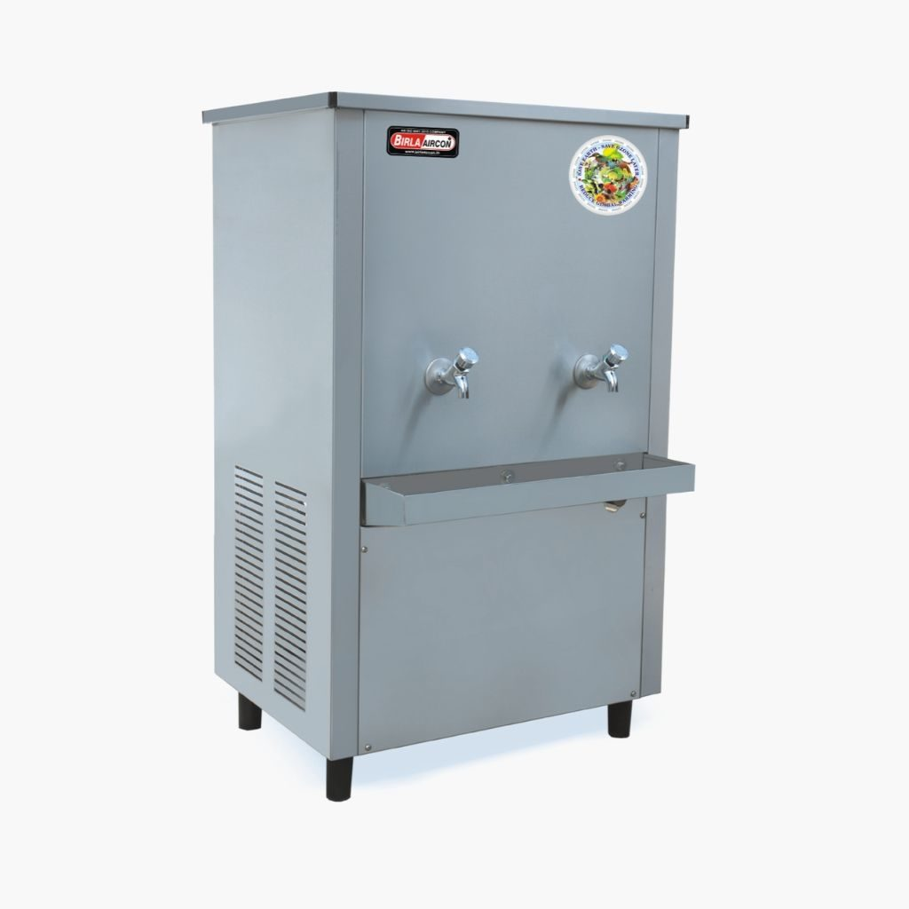 steel water cooler 150 ltr