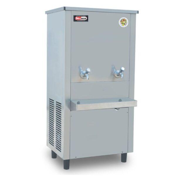 steel water cooler 80 ltr