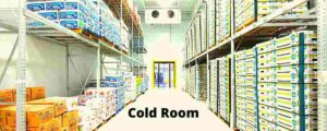 All about the cold storage